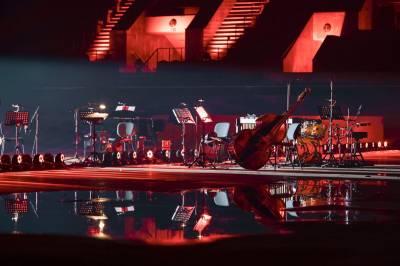 """""""Synaesthesis"""" pristato Vilniaus koncertų ir sporto rūmuose nufilmuotą koncertinį filmą"""