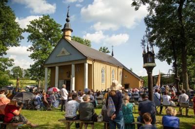 Publikos itin pamėgtas Paberžės muzikos festivalis sugrįžta!