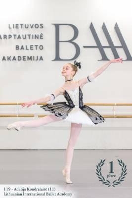 Lietuva pasaulyje garsėja kaip baleto šalis