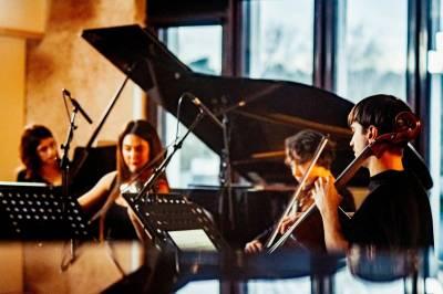 """Ansamblio """"Synaesthesis"""" kvietimu Lietuvoje svečiuojasi vienas originaliausių mūsų laikų kompozitorių"""