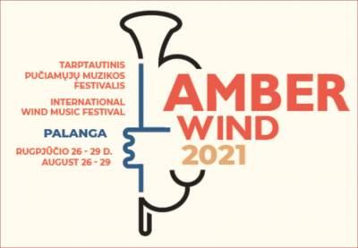 """Šventinę Palangos vasarą vainikuos festivalis """"Amber Wind 2021"""""""