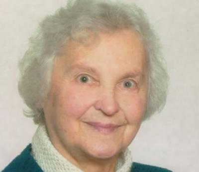 Netektis: mirė Irena Budriūnienė