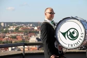 """Valstybinis pučiamųjų instrumentų orkestras """"Trimitas"""" pradeda  jubiliejinį 60-tą koncertinį sezoną"""