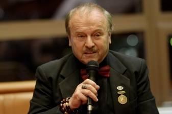 Elegijus Bukaitis švenčia 75 metų jubiliejų