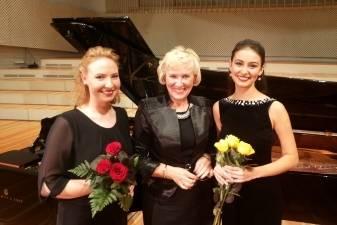 LMTA dueto  sėkmė tarptautiniame  konkurse