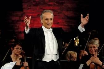 Legendinis tenoras Jose Carreras - vienas didžiausių Europos filantropų