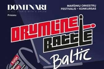 """Pirmą kartą Baltijos šalyse rengiamas maršinių orkestų festivalis- konkursas """"SoundSport and Drumline Battle Baltic"""""""