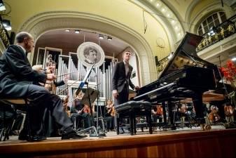 VII tarptautinis M. K. Čiurlionio pianistų ir vargonininkų konkursas: pianistų kalvėje