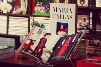 Pasirodė nauja knyga apie Maria Callas