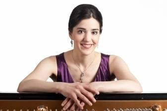 Austrų pianistė Agnes Wolf: aš pamilau nuostabųjį Vilnių