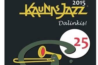 Fejerverkai ir džiazuojančios gatvės - tai Kaunas Jazz 2015