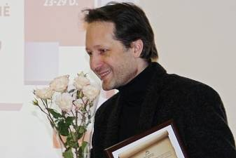 Vilhelmas Čepinskis tapo Kauno apskrities viešosios bibliotekos globėju