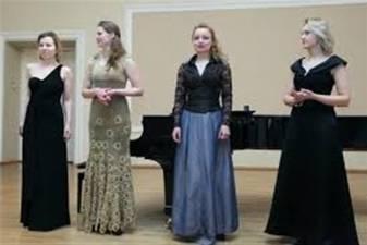 V. Zaunienės dainininkių konkursas tęsia tradicijas