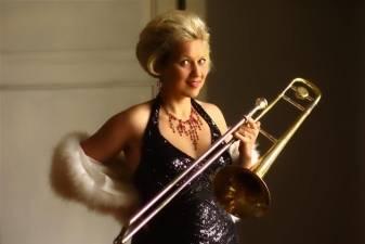 Į Lietuvą atvyksta sensacingoji džiazo atlikėja – multiinstrumentalistė Gunhild Carling