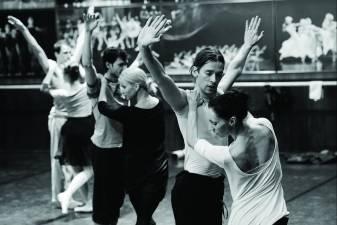 """BOLERO+"" - veržli ir jaudinanti  baleto premjera LNOBT"