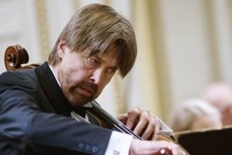 Vilniuje koncertuos paskutinis legendinio violončelininko M. Rostropovičiaus mokinys