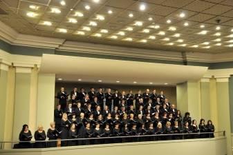 Lazdijų miesto šventės sukūryje – Kauno valstybinio choro pasirodymas