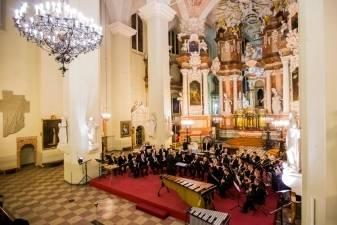 """20-asis VPIO """"Trimitas"""" Velykinis koncertas Šv. Kazimiero bažnyčioje"""