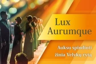 Pasaulio choro muzikos madas diktuojančių kompozitorių kūriniai skambės ir Vilniuje