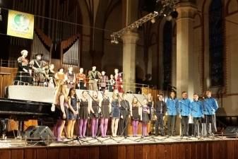 Kaliningrade viešėjo Klaipėdos jaunieji atlikėjai