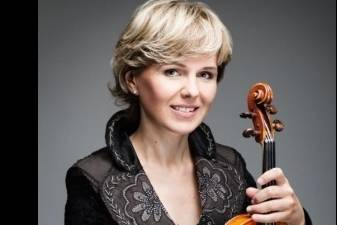 Iš Arti. Lietuvių muzika smuikui solo