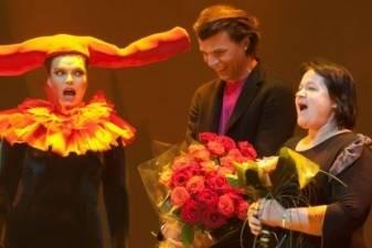 """""""VILNIAUS MIESTO OPERA"""" pripažinta profesionaliu scenos meno teatru"""