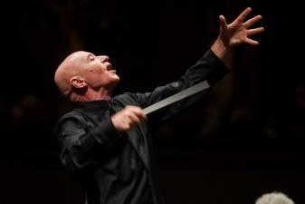 """Filarmonica della Scala"" vėl griežė Vilniuje"