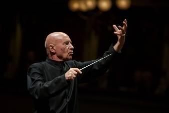 "Milano ""La Scala"" orkestrui diriguos charizmatiškasis Christophas Eschenbachas"