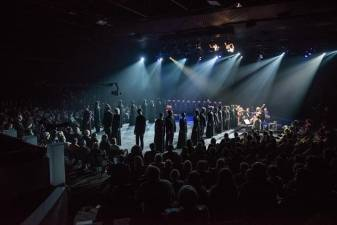"""""""Jauna Muzika"""" pristato pilną jubiliejinio koncerto vaizdo įrašą"""