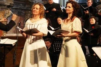 Vėlinių dieną Šv. Pranciškaus bažnyčioje skambės prancūzų baroko kompozitoriaus Francois Couperino muzika pagal Jeremijo raudas