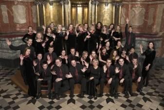 """Choras """"Pro musica"""" mini veiklos dešimtmetį"""