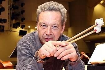 Ką perkusijos meistras Pavelas Giunteris veikia sąvartynuose?