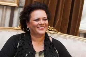 Violeta Urmana Paryžiuje ir Vilniuje