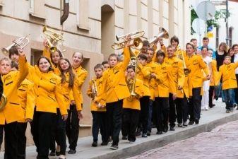 Lietuvos vaikų ir jaunimo orkestrą Jovaras ir šį kartą lydėjo sėkmė