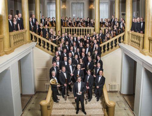 Lietuvos nacionalinis simfoninis orkestras koncertuos Indijoje ir Tailande