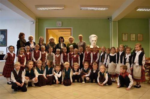 Muzikos diena Jeronimo Kačinsko muzikos mokykloje