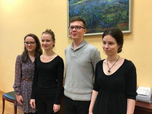 Paskelbtas jaunųjų muzikologų konkurso laureatas