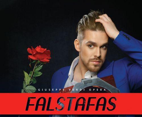 """Pirmą kartą Lietuvoje – komiška G. Verdi opera """"Falstafas"""""""