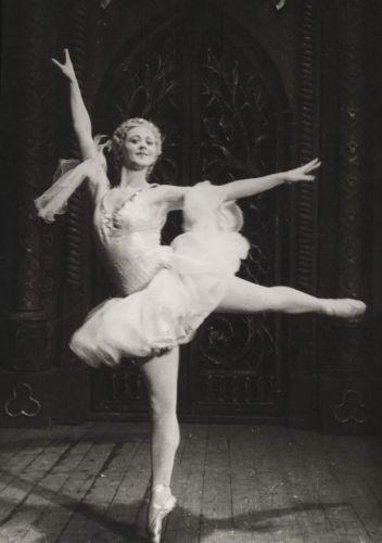 Baleto legendai Genovaitei Sabaliauskaitei balandžio 2-ąją sukaks 95-eri.