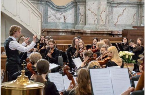 Alytaus MM orkestras SVAJONĖ Vilniuje
