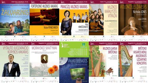 Birštono vasaros menų akademija – skambančios atostogos ir jos dalyviams, ir praeiviams