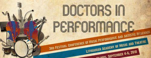 Muzikuojantys daktarai atkeliauja į Lietuvą