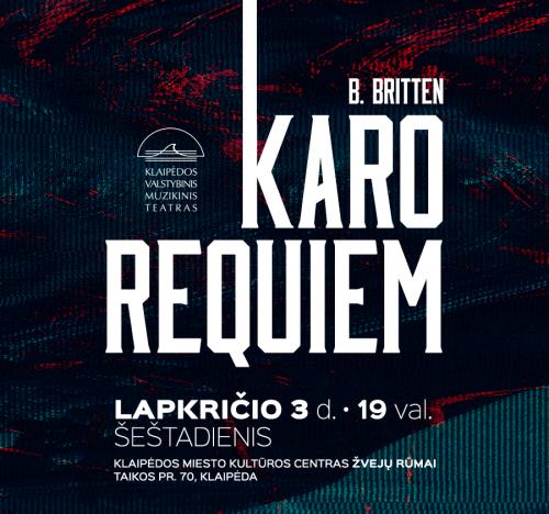 """""""Karo Requiem"""": tarptautinis projektas su dviem šimtais atlikėjų"""