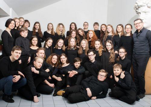 Nacionalinės M. K. Čiurlionio menų mokyklos choro 70-mečio koncertas