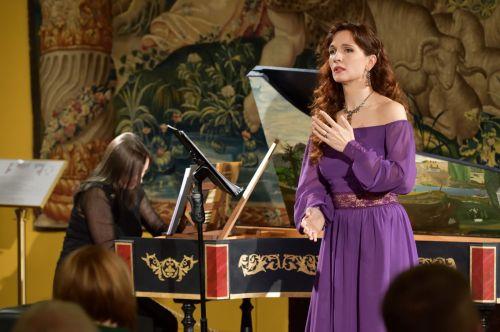 Aistringasis barokas ir moterys kūrėjos.