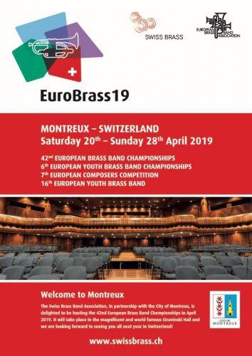 Sveikiname Lietuvos dūdų orkestrus su aukštais laimėjimais Europos varinių pučiamųjų instrumentų orkestrų čempionate Montreux, Šveicarijoje.