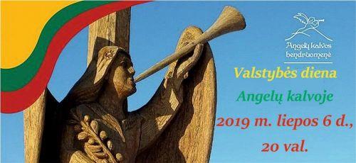 Liepos 6-ąją kviečiame kartu giedoti Tautišką giesmę magiškoje Angelų kalvoje!