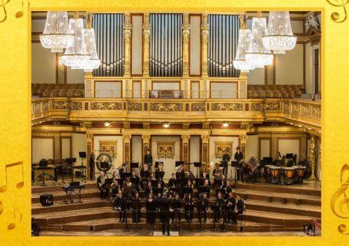 Kyriat-Ono Konservatorijos pučiamųjų orkestras Lietuvoje