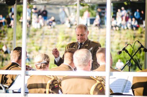 Kristupo vasaros festivalyje – išskirtinė galimybė tapti koncerto meno vadovu