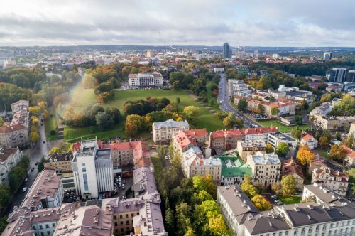 Aiškėja preliminarūs Nacionalinės koncertų salės Vilniuje architektūrinės idėjos laimėtojai